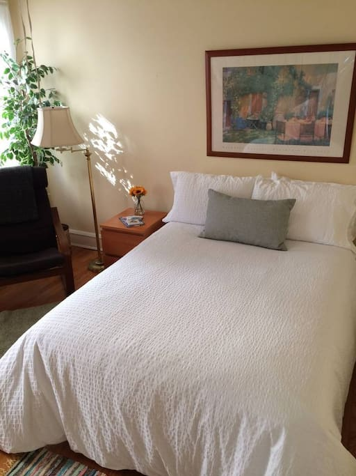 French Room with double bed