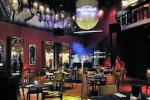 3 min walk - Hard Rock Cafe