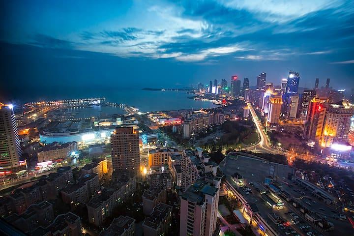 【DODO&Home】-青岛的夜晚正确的打开方式.exe - Qingdao