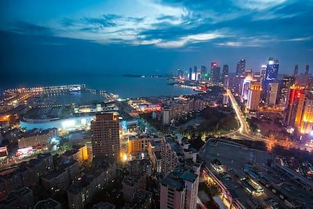 【DODO&Home】-青岛的夜晚正确的打开方式.exe - Qingdao - Pis