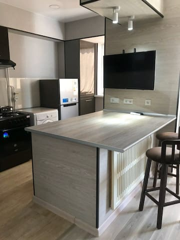 Apartment in the city center near German Embassy