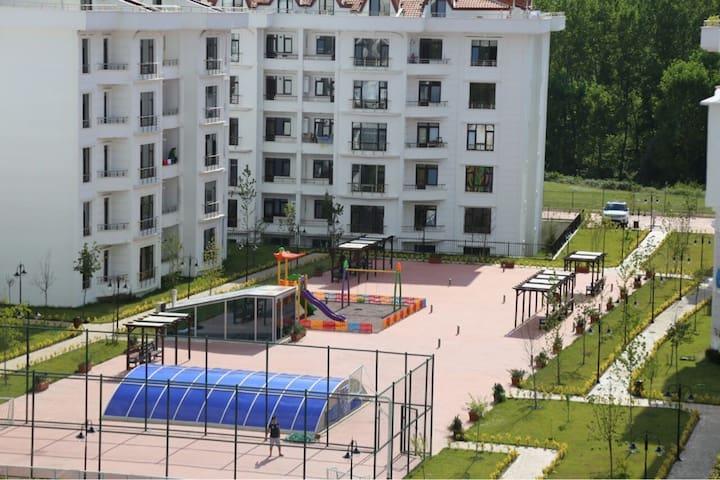 Beylikrealestate Apartments C6 No.21 (3+1) Duplex - Kartepe - Byt