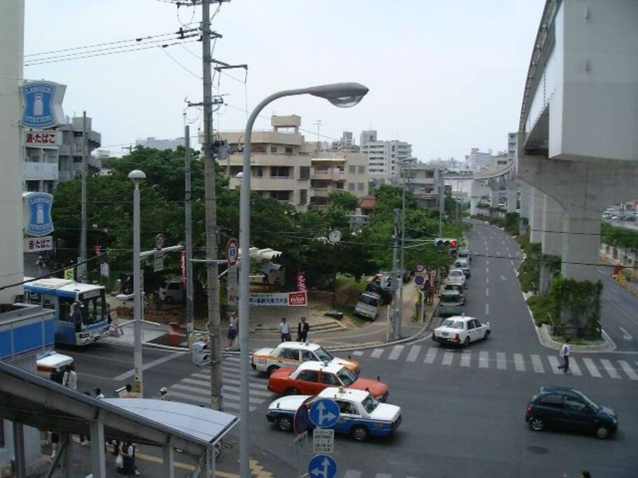Makishi junction