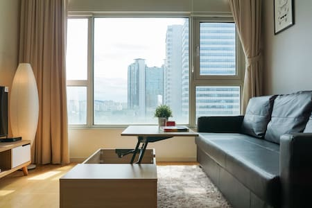 정자역 바로 앞 깨끗한 숙소 B12 - 성남시 - Apartmen