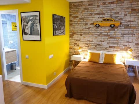 Sevilla Yellow Cab