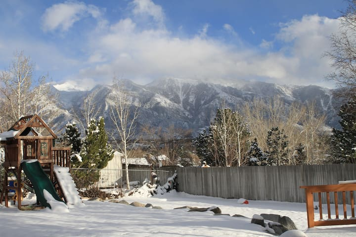 Cottonwood Canyons Basement Apartment (Sleeps 3)