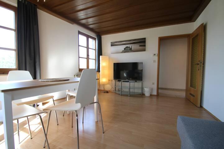3-Zi-Whg 75qm in Fürths historischem Zentrum - Fürth - Apartment