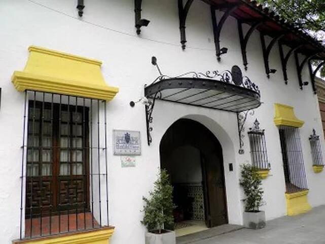 Hotel Boutique en el centro de la ciudad