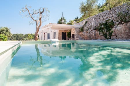Trulli Gordini: Trulli with Pool - Selva