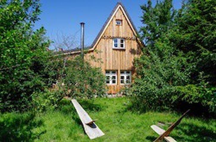 Ökologische Ferienwohnung Michaelsdorf Ostsee Darß - Fuhlendorf - Apartment