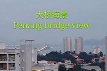 Penang bridge penang home stay superb seaview 11Km.to Georgetown