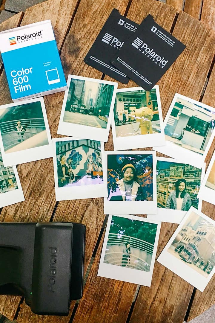Your own Polaroid collection!