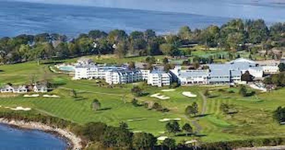 Samoset Resort Rockport Maine 1BR Condo