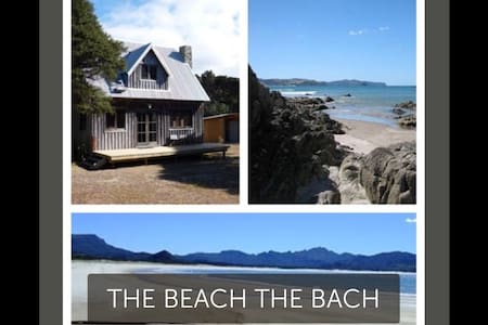 Kaitoke Cottage and sleep out cabin - Great Barrier Island - Rumah