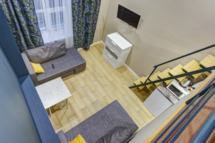 16 Апартамент URoom Первомайской