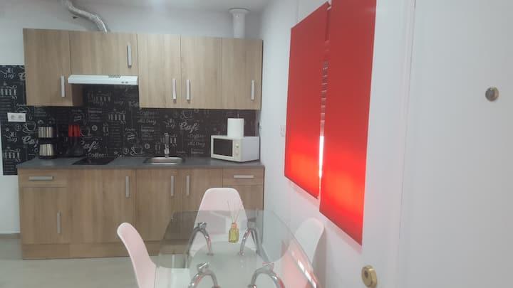 Apartamento jerez bahia