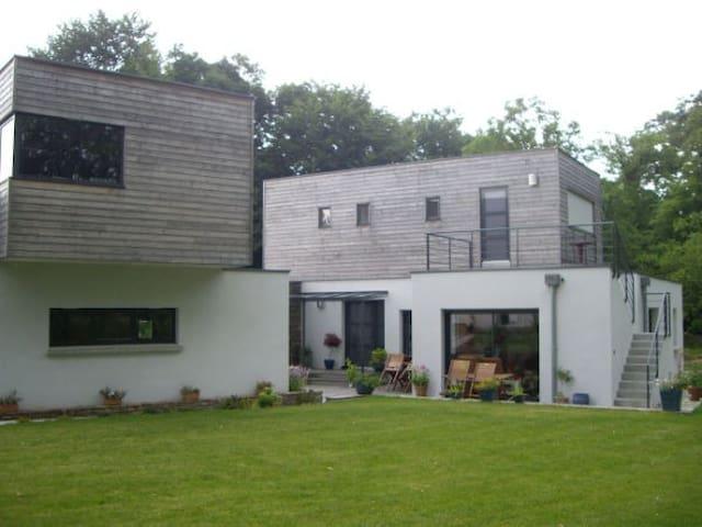 Gîte au calme en centre Bretagne - Laniscat - Lägenhet