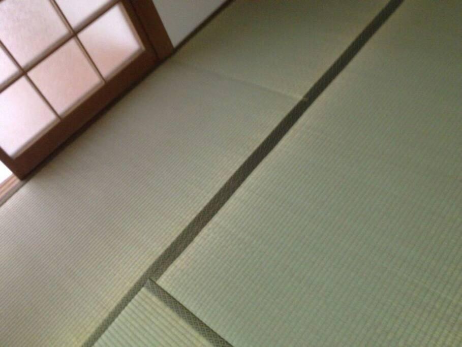 """Japanese room """"tatami"""""""