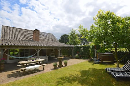 Beautiful Holiday Home In Lage Mierde near Forest