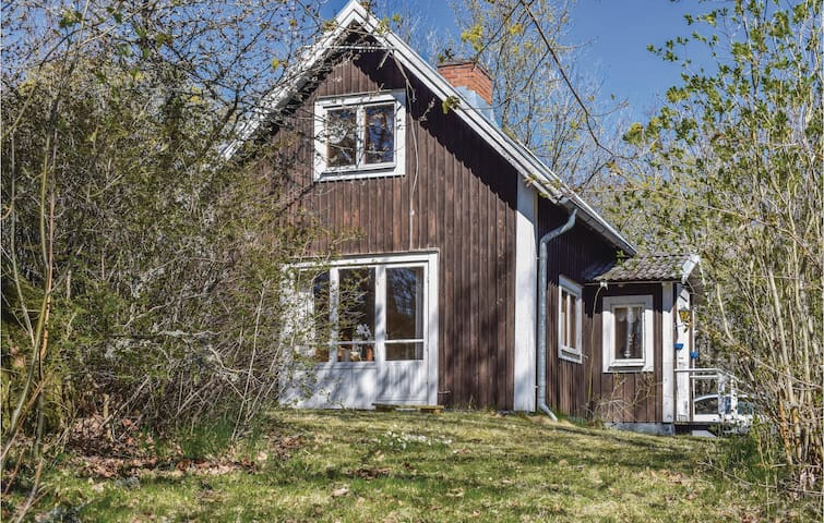 Holiday cottage with 2 bedrooms on 65m² in Mönsterås
