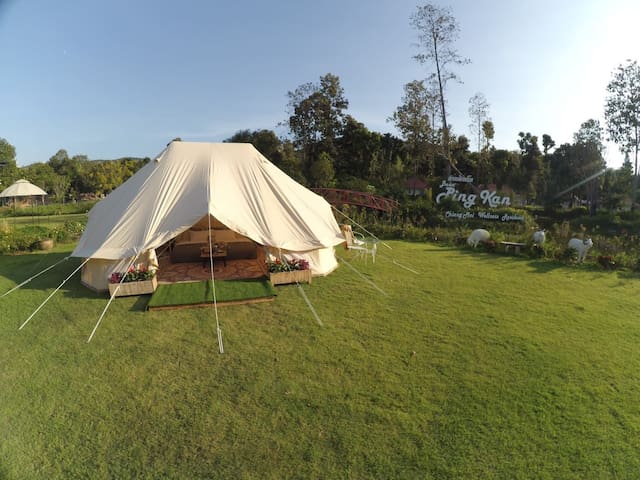 Superior Tent_Nature Resort_Sankampaeng Chiang Mai