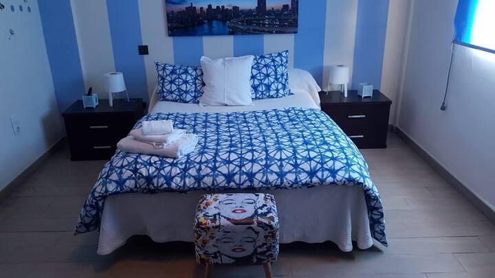 Fantástico piso totalmente acomodado y acojedor