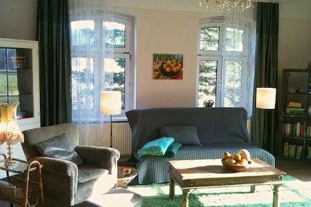 Cosy Appartment + seperate Hayhotel - Appartement