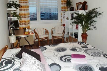 Soukromý pokoj v klidné části Praha Uhříněves