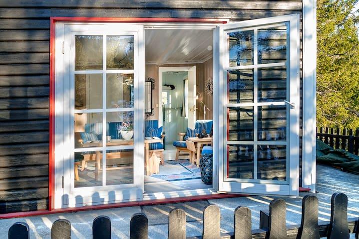 Vegglifjell, stå og gå på ski - Rollag kommune - Holiday home