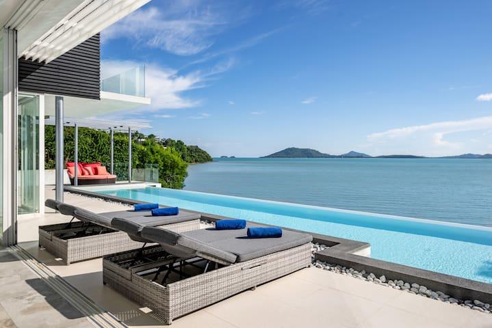 Amazing Sea View 6/7 bedroom Villa at Cape Yamu