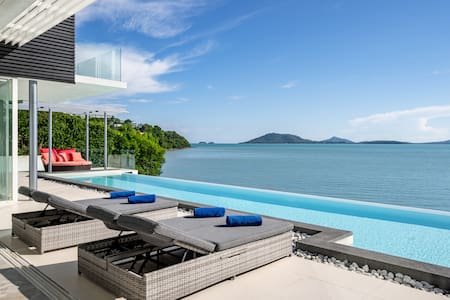 Amazing Sea View 6 bedroom Villa at Cape Yamu