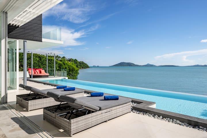 Amazing Sea View 6 bedroom Villa at Cape Yamu