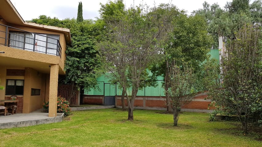 Hermosa Casa de Campo a 20 minutos de Texcoco