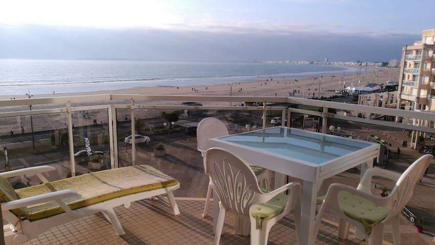 Appartement 60m²+vue except. sur Baie La Baule - Pornichet - Leilighet
