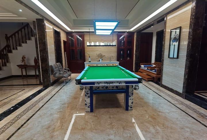 私家别墅住宅 新中式及欧式风格 重庆南山风景区 网红打卡点 融入地道重庆人文生活