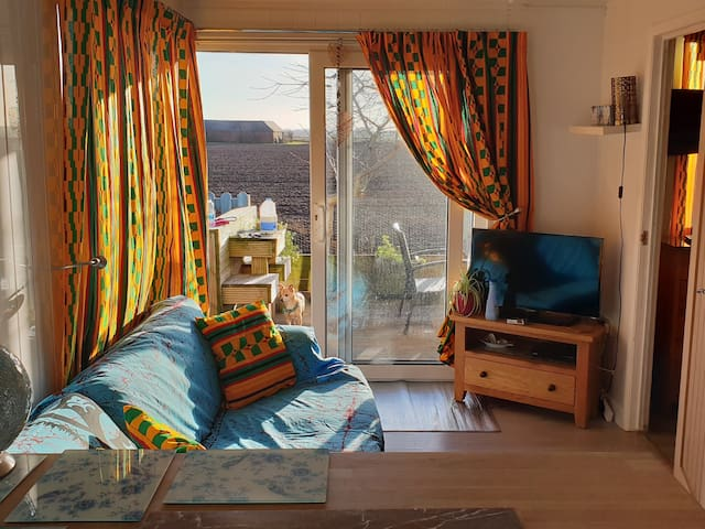 Bridlington's Bolt Hole Chalet