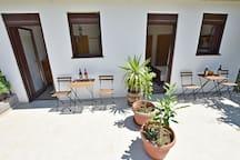 Terrace Eksterijer - Ostalo Sitting area