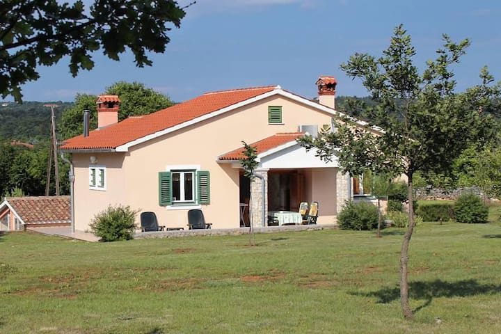 Two bedroom house with terrace Kapelica, Labin (K-5536) - Labin - Outro