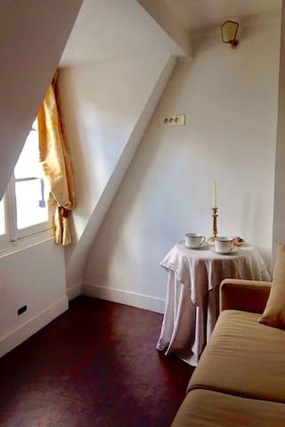 Lovely room near Champs-Élysées Avenue - Paris - Apartamento