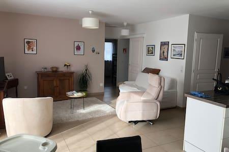 Petite maison Confortable et chaleureuse