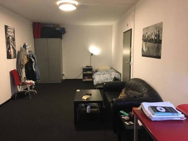 30m² - Voll möbliertes WG- Zimmer