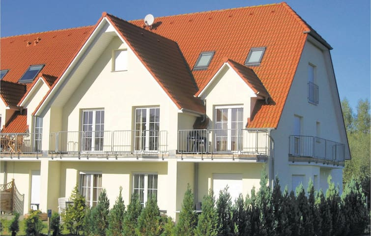 Holiday apartment with 1 bedroom on 28m² in Insel Poel OT Gollwitz