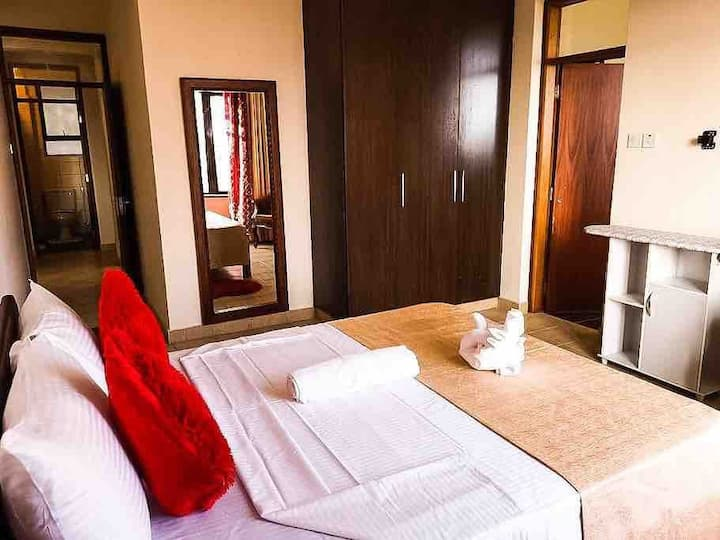 Impala Suites 3bedroom apartment