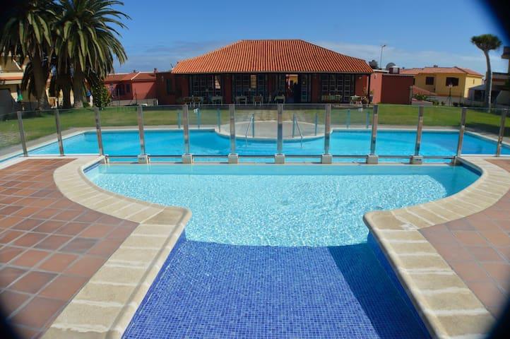 Ideal para tus vacaciones y relax - Breña Baja - Appartement