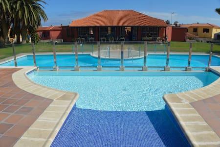 Ideal para tus vacaciones y relax - Breña Baja - Apartamento