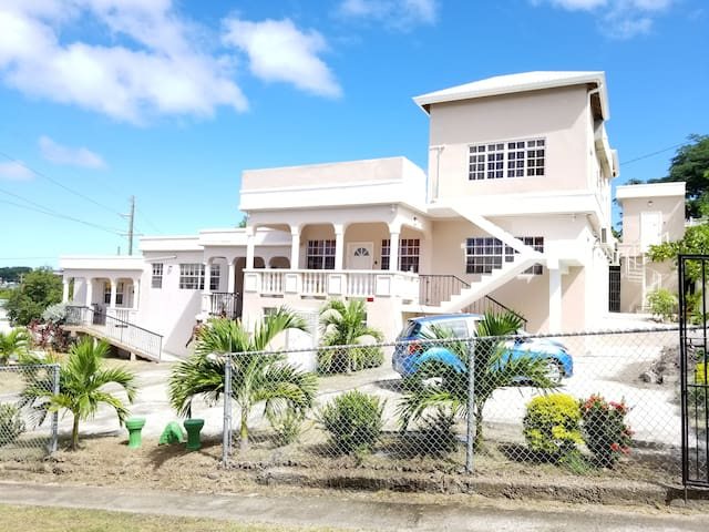 Rodney Bay 'Maison Angelique Condominium #1
