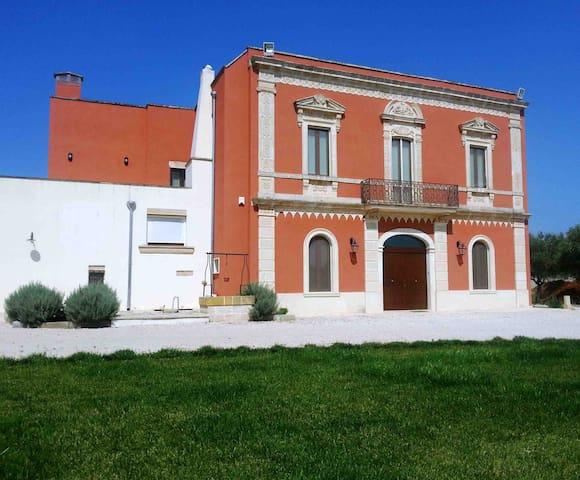 Villa Chimienti - Suite Maria - Squinzano