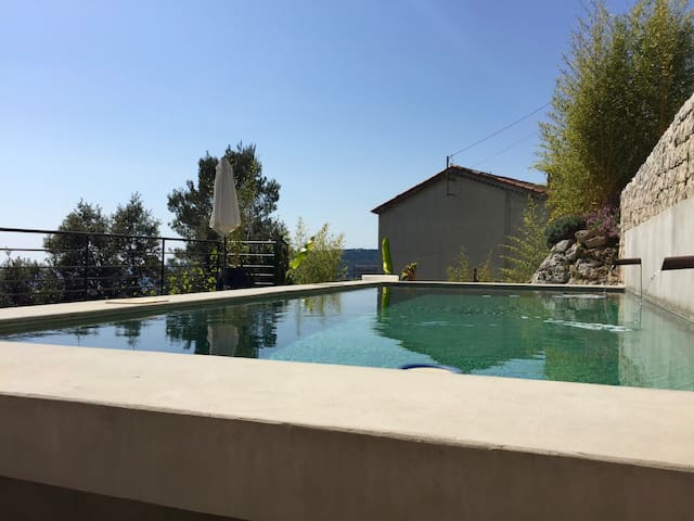 Beautiful House ! 20min from the airport - Gattières - House