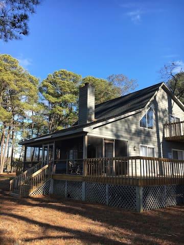 Oyster Creek Cottage