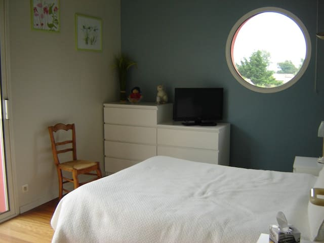 2 rooms in a beautiful House- Ideal Euro 2016 - Bruges - Casa